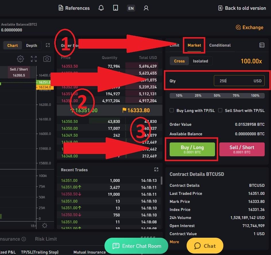 Bitby Bitcoin kaufen