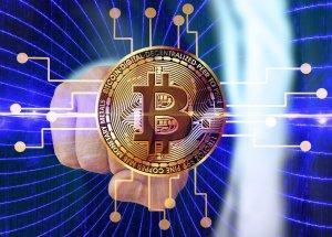 Blockchain-Aktien-Krypto-Firma