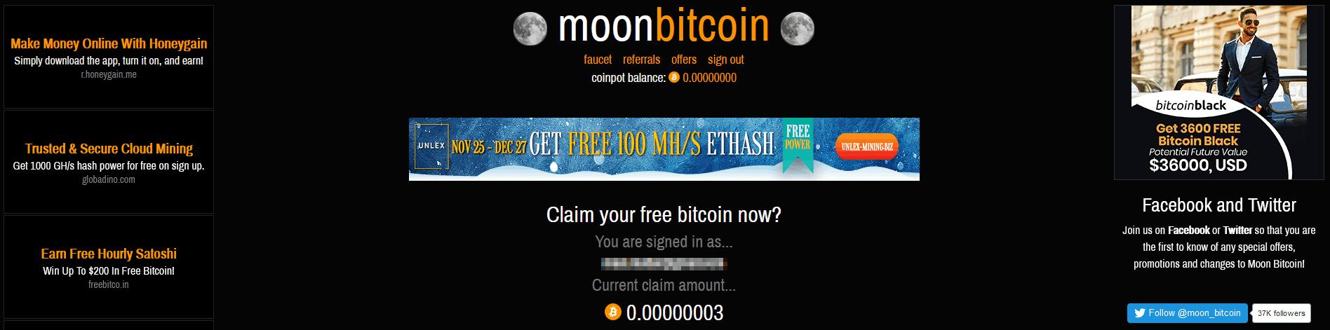 Moon Bitcoin Erfahrungen