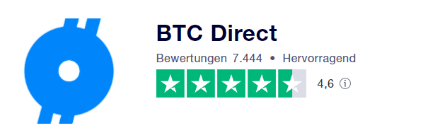 trustpilot btc direct