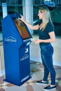 Bitcoin Automat ATM