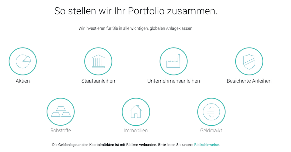 Scalable Capital Portfolio