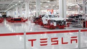 Tesla Produktion