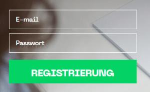 stormgain registrierung