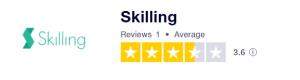trustpilot skilling