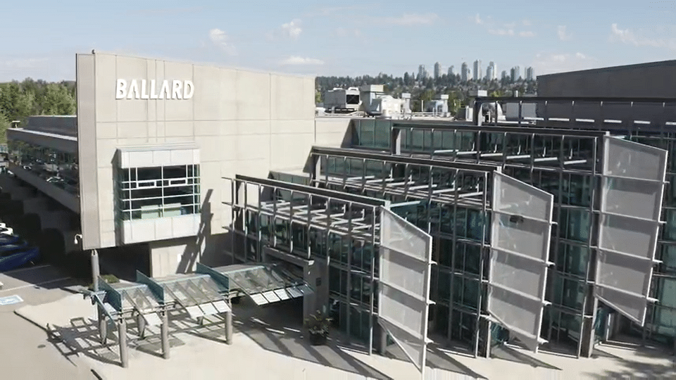 Ballard Power Systems Zentrale