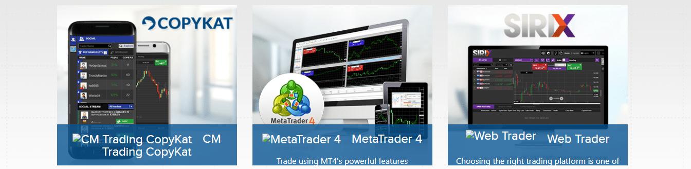 CM Trading Test