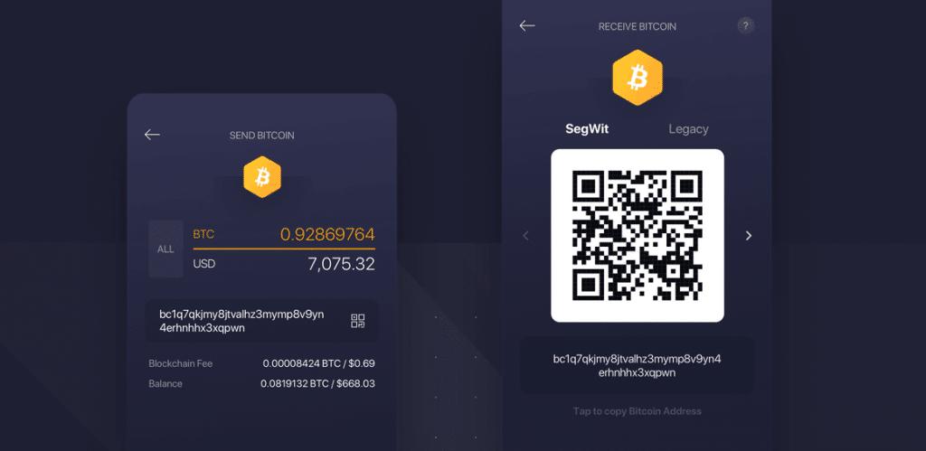 Exodus verkaufen Bitcoin fur usd
