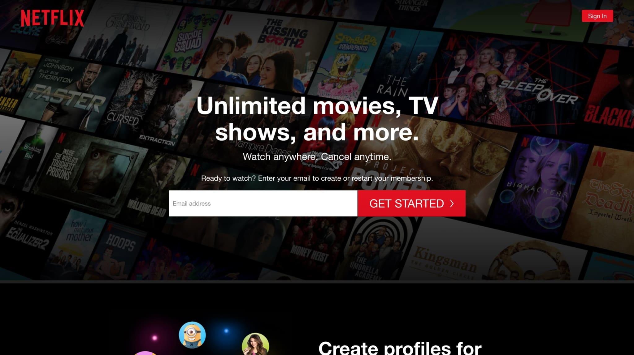 Netflix Aktie Infos