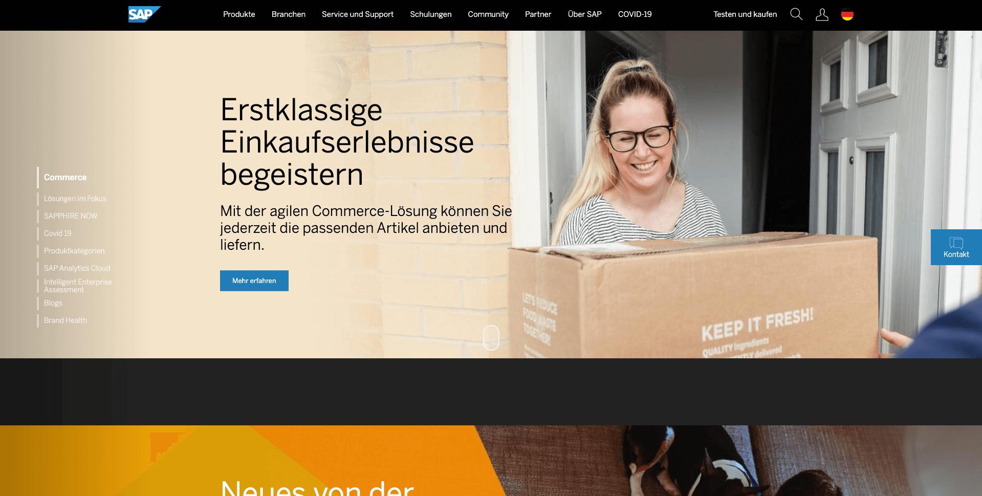 SAP-Aktie-Info
