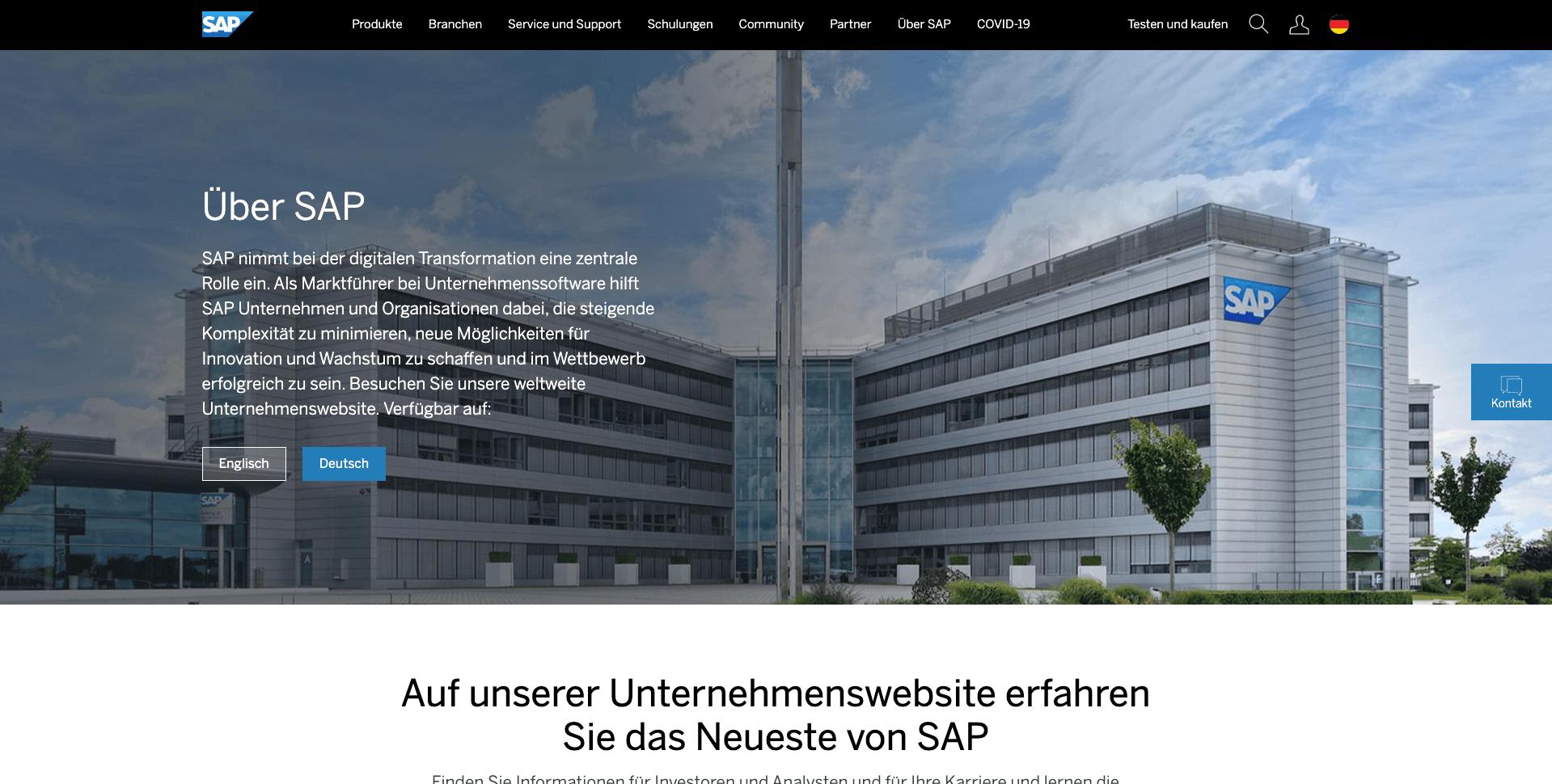 SAP-Aktie-News