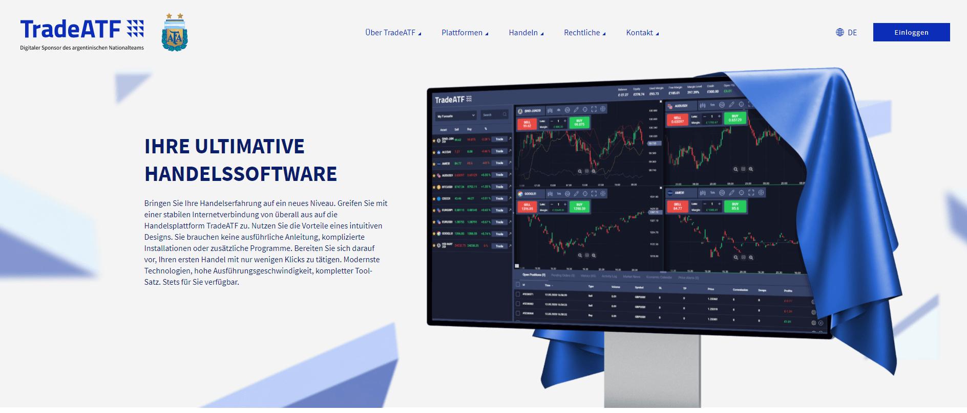 TradeATF-Webtrader