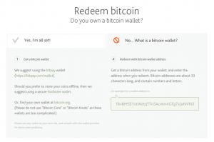 bit4coin wallet