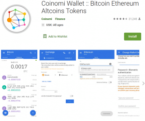 Coinomi Wallet Download