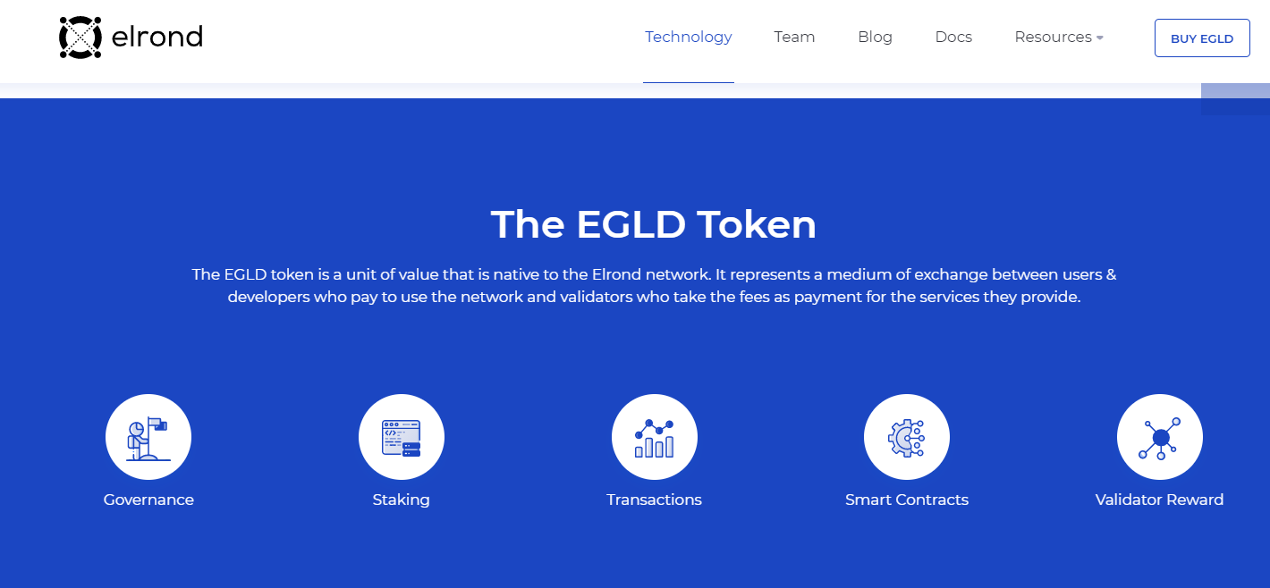 Elrond-Token-What-Is