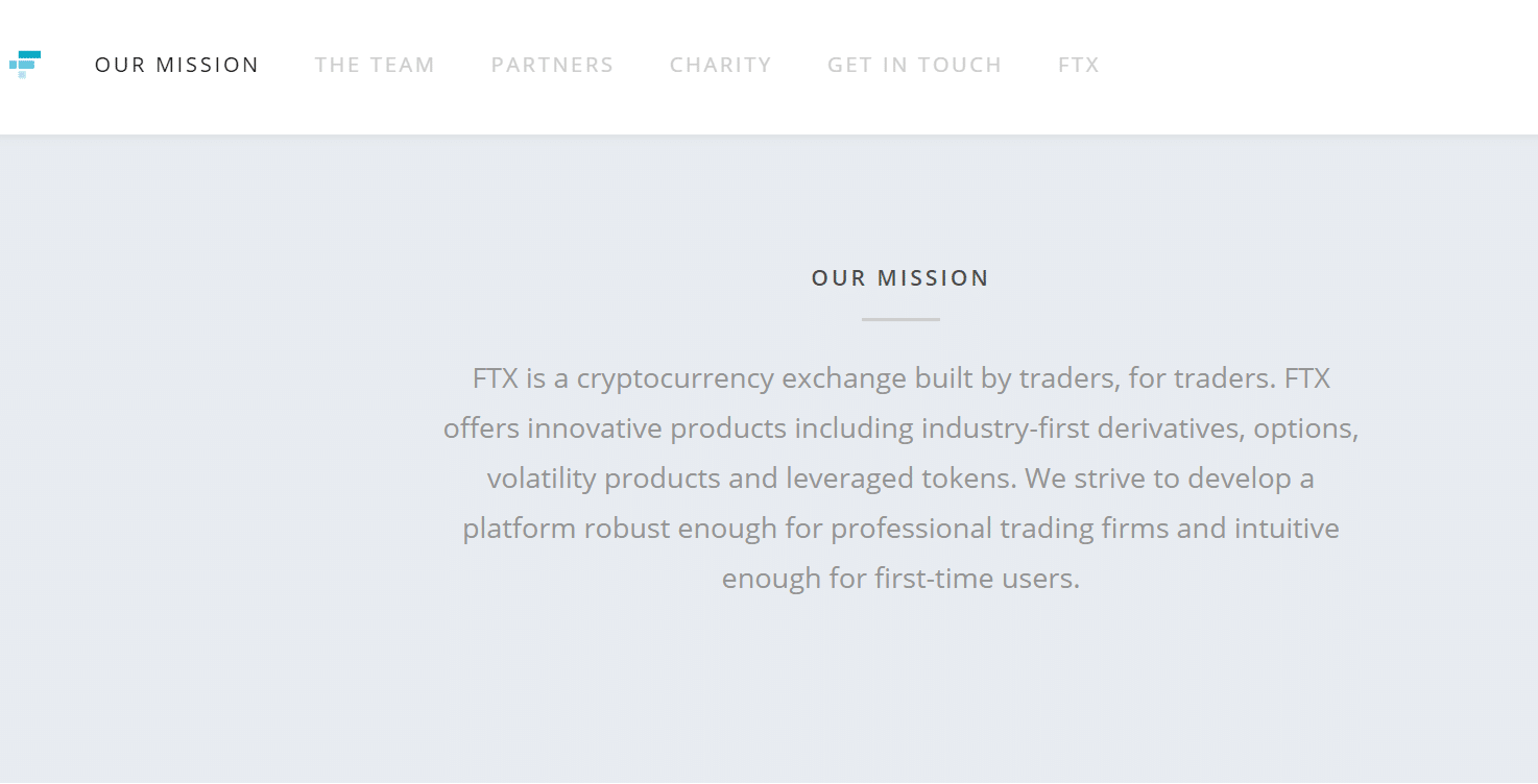 FTX-Token-Mission