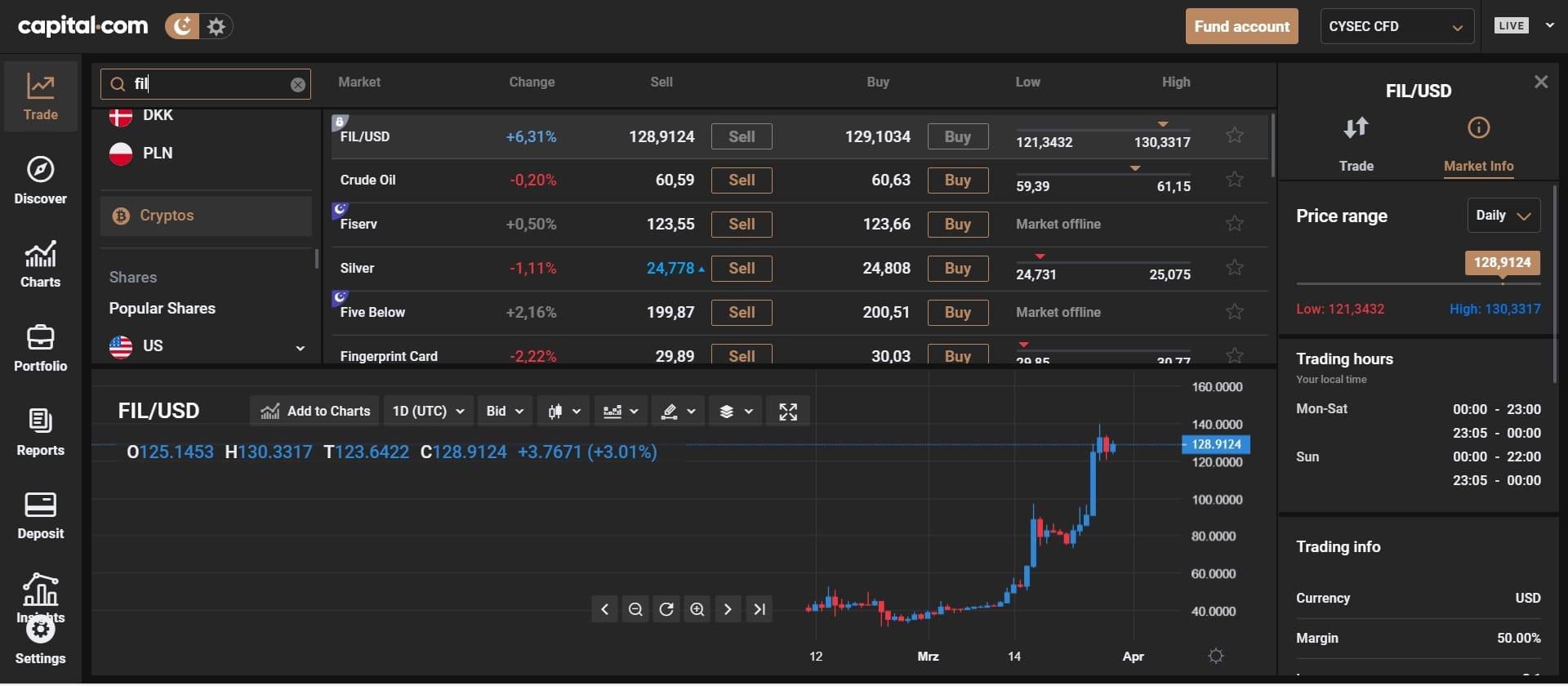 Filecoin-kaufen-Capital