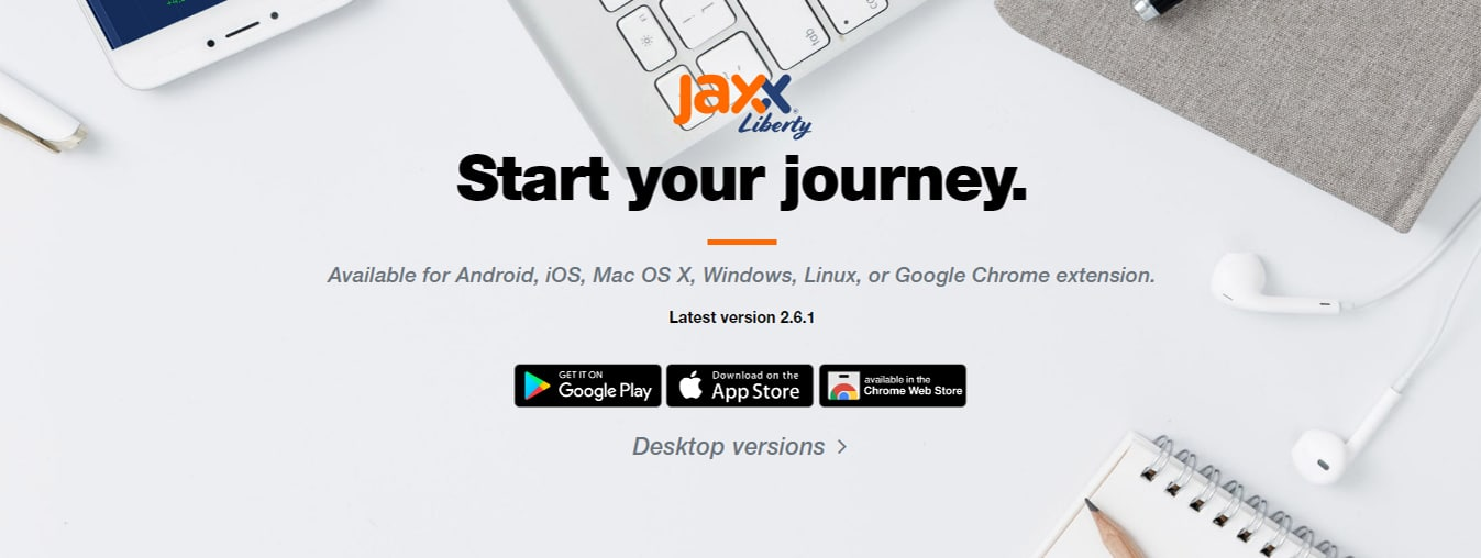 Jaxx Liberty Downloads