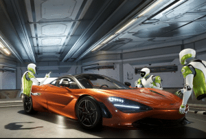 Nvidia Zukunft - Roboter