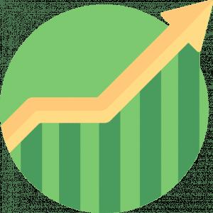 Chart Vorteile Icon