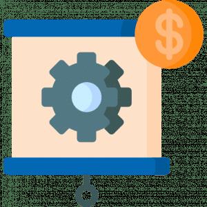 Gebühren & Kosten - Icon