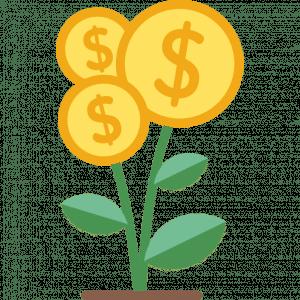 Growth - Wachstum - gewinn - Icon
