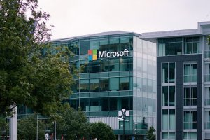 Microsoft Büro - Unternehmen - Gebäude