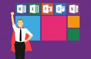 Microsoft Anwendungen - Office
