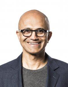 Satya Nadella Bild Microsoft CEO
