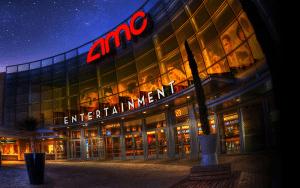 Die größte Kinokette - AMC Aktie