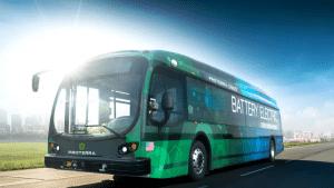 Die Zukunft von Elektroautos - Proterra
