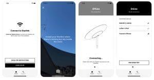 Die Starlink App