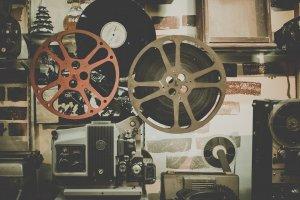 Kino Geschichte - AMC