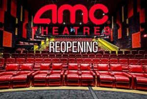 AMC Neueröffnung