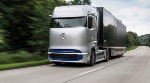Daimler und Proterra