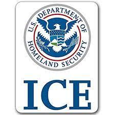 ICE US Behörde Logo