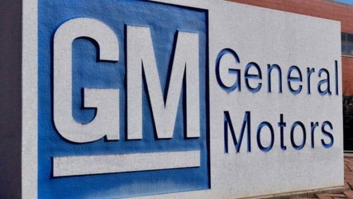 General Motors Produktionsstopp
