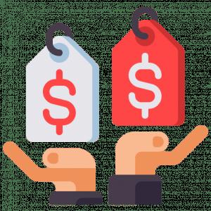 ICON Gebühren und Kosten
