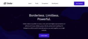 Stellar Website