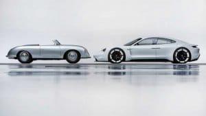 Porsche Geschichte