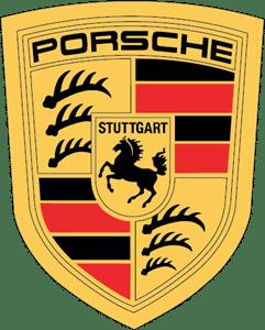 Porsche Logo Icon