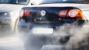 Volkswagen Abgas