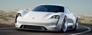 Porsche E-Auto