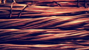 Kupfer-Aktie-Thema
