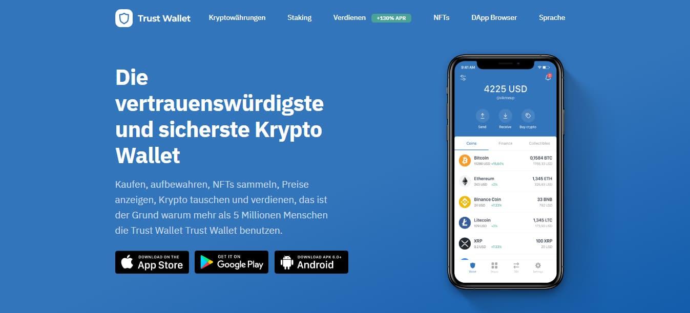 Wie verkaufen Sie Bitcoin fur Bargeld auf Trust Wallet