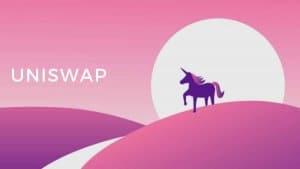 Uniswap Token - Background - Logo