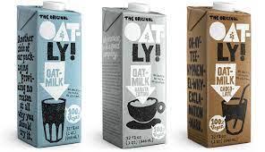 Oat Milk from Oatly