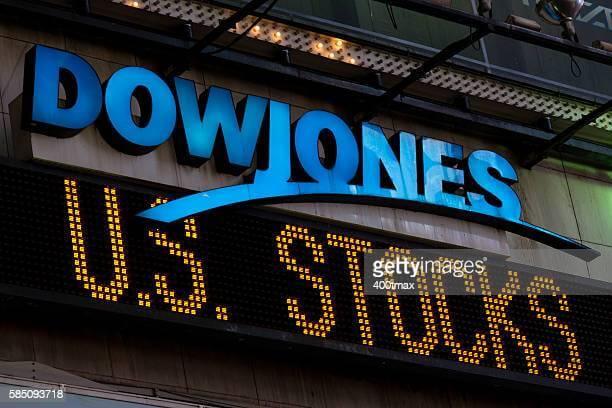 Dow Jones Stock