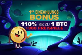 mBit Casino Bonus
