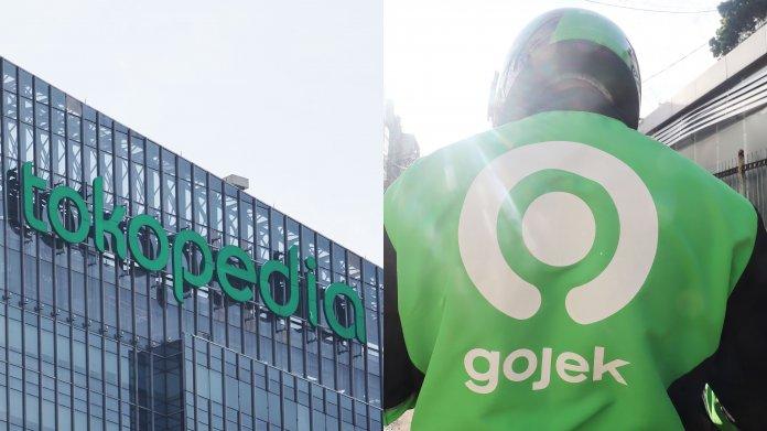 GoJeka und Tokopedia Fusion